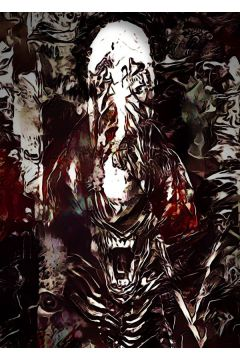 Legends of Bedlam - Xenomorph, AvP - plakat