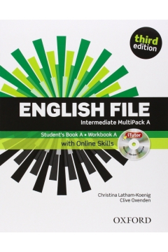 English File 3E Interm. Multipack A+online skills