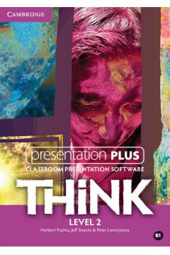 Think 2 Presentation Plus DVD