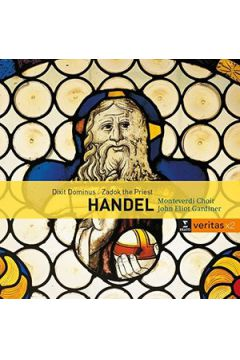 Handel: Dixit Dominus, The Ways Of Zion Do Mourn