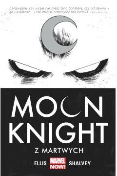Marvel NOW! Moon Knight - sprawdź na Tania Ksiazka.pl!