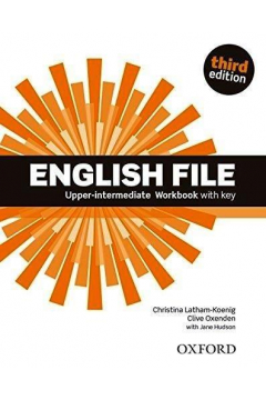 English File Upper-Intermediate Workbook with Key
