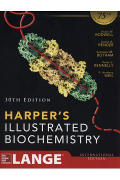 Harpers Illustrated Biochemistry ISE 30ed
