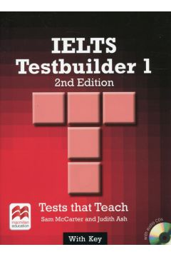 Ipelts 1 Testbuilder Tests that Teach with Key + CD
