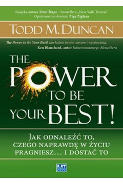 The Power to Be Your Best