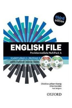 English File 3E Pre-Inter. Multipack B + online...