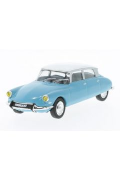 Citroen DS 19 1966 (light blue/white)