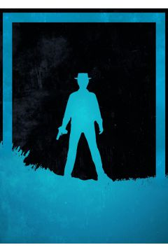 Dusk of Villains - Walter White, Breaking Bad - plakat