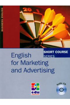 English for Marketing and Adverstising + CD