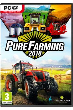 Pure Farming 2018 PC