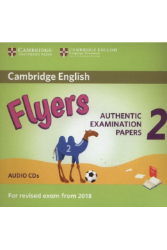 Cambridge English Flyers 2 Audio CD