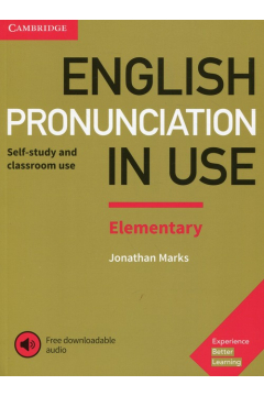 English Pronunciation in Use Elementary Experience with downloadable audio