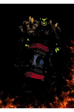 BlizzardVerse Stencils - Thrall, the Warchief of the Horde, Warcraft - plakat
