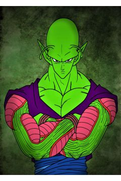 Dragon Ball - Piccolo - plakat