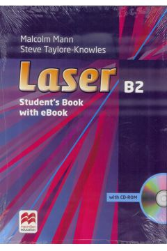 Laser 3rd Edition B2 SB + CD-ROM + ebook