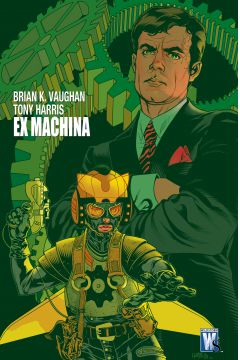 Ex Machina Tom 1