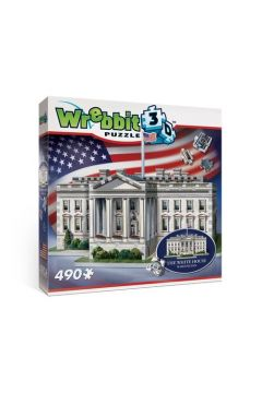 Puzzle 490 Wrebbit 3D White House