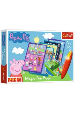 Magic Pen Świnka Peppa Gra