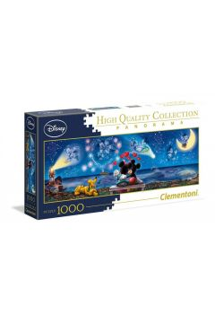 Puzzle 1000 Panorama High Quality Collection Minnie