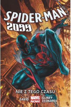 Marvel NOW! Spider-Man 2099 - sprawdź na Tania Ksiazka.pl!
