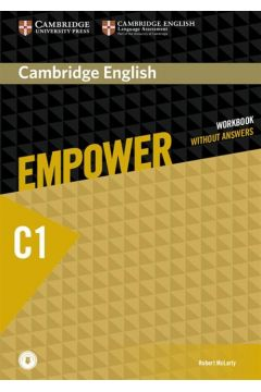 Cambridge English Empower Advanced Workbook without answers