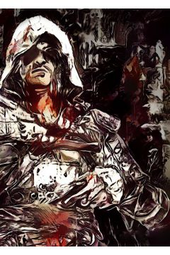 Legends of Bedlam - Edward Kenway, Assassins Creed - plakat