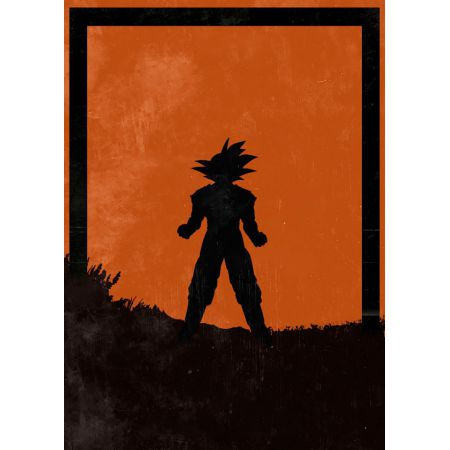 Dawn of Heroes - Goku, Dragon Ball - plakat