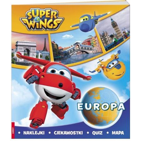Super Wings. Europa