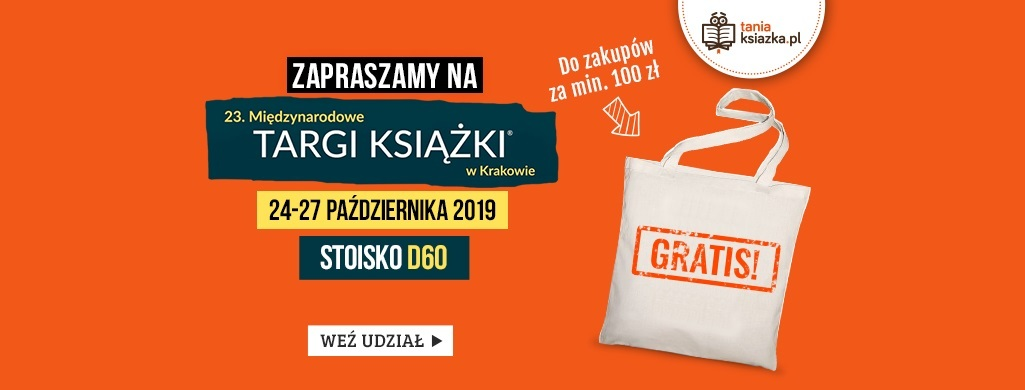 TaniaKsiazka.pl na Międzynarodowych Targach Książki w Krakowie