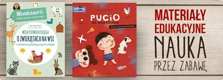 Materiały edukacyjne dla dzieci w wieku przedszkolnym!
