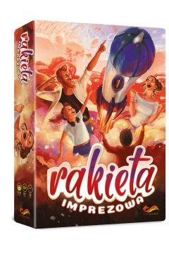Gra - Rakieta Imprezowa