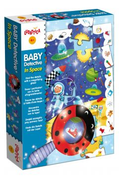 Ludatica Baby Detective In Space