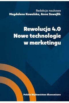 Rewolucja 4.0. Nowe technologie w marketingu