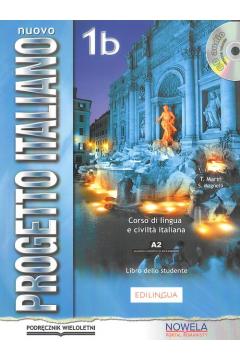 Progetto Italiano Nuovo 1B podręcznik wieloletni