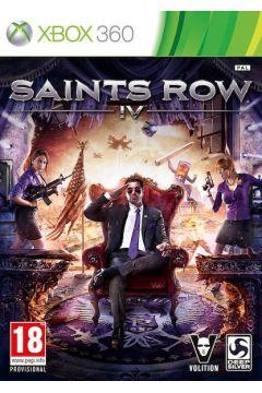 Saints Row IV X360