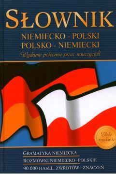 Słownik niemiecko-polski, polsko-niemiecki 3w1