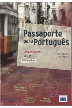 Passaporte para Portugues 2 Podręcznik z ćwiczeniami