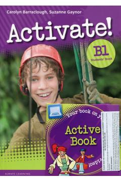 Activate B1 Student's Book +ActiveBook