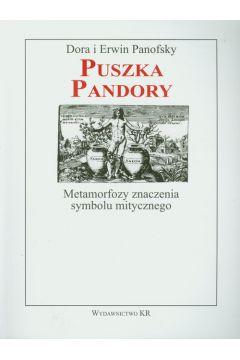 Puszka Pandory Metamorfozy znaczenia symbolu mitycznego