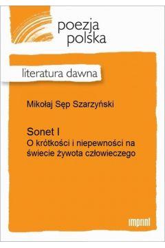Sonet I