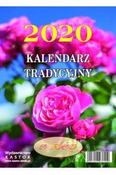 Kalendarz zdzierak 2020 - Tradycyjny KL14