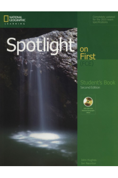 Spotlight on First Student's Book