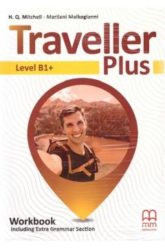 Traveller Plus B1+. Workbook