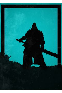 For Honor - Shugoki - plakat