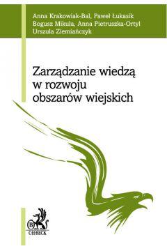 Zarządzanie wiedzą w rozwoju obszarów wiejskich
