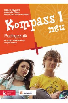 Kompass NEU 1 Podręcznik +CD