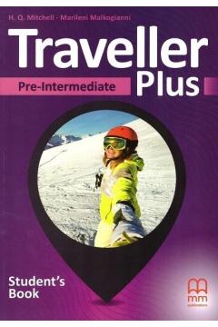 Traveller Plus Pre-Intermediate A2. Student's Book