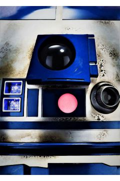 Face It! Star Wars Gwiezdne Wojny - R2-D2 - plakat
