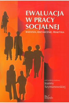 Ewaluacja w pracy socjalnej