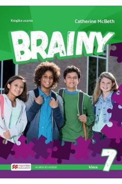 Brainy 7. Szkoła podstawowa klasa 7. Książka ucznia